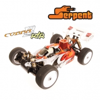 Serpent Cobra Buggy 1/8 GP RTR