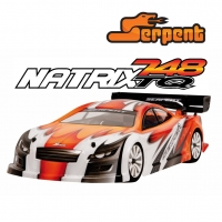 Serpent Natrix 748 TQ 1/10 200mm GP Car (Kit Only)