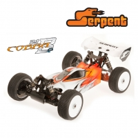 Serpent Cobra B-e 2.1 4wd 1/8 buggy EP (Kit Only)