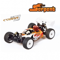 Serpent Cobra Buggy 2.2 GP 4wd 1/8 (Kit Only)