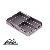 Multi Alu case for screws (120x80x18)