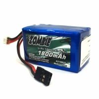 Team Zombie 6.6v 1800mah reciver pack