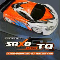 Serpent SRX8 GT TQ 4WD 1/8 GP