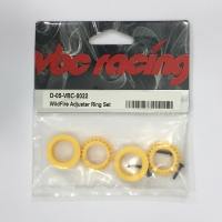 Wlidfire adjuster ring set