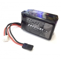 Team Zombie 2800mAh Receiver Hump Pack