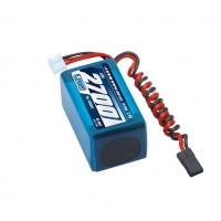 LRP VTEC 2S LiPo Hump Receiver Battery Pack (7.4V/2700mAh)