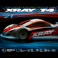 XRAY T4'21 1/10 Luxury Electric Touring Car