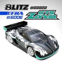 Blitz #60808 1/8 GT5 Zonda Body Shell