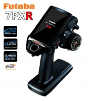Futaba 7PXR 2.4GHz Limited Edition Radio System w/ R334SBS x2