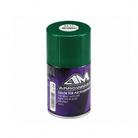 Arrowmax 100ml Paintsprays, AS17 Metallic Green