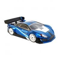 BLITZ 1/8 GT2 Body Shell (Clear)