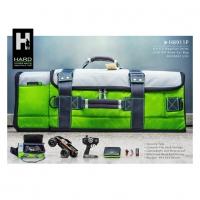 H.A.R.D. Magellan Series 1/8 Off Road Car Bag W/ Plastic Box