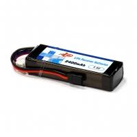 IP 7.4V 2400mAh LiPo Receiver Battery