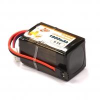 IP 1900mAh LiFe Receiver 6.6V Battery Pack