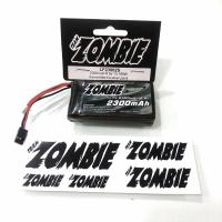 Team Zombie 6.6v 2300mAh For Futaba Radio Pack
