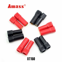 Amass XT150 Connector Male and Female