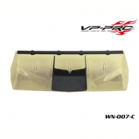 VP-PRO 1:8 Buggy Lexan Wing -Clear
