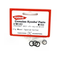 Kyosho Tapered Flywheel Collet and Washer Set