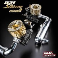 O.S Speed R21 Shimo Edition 2 Combo Set