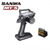 Sanwa MT-S + RX-482 Radio Set