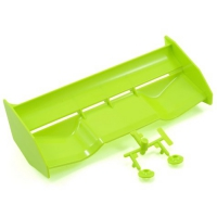 SWorkz High Down Force 1/8 Buggy Wing Set (Yellow)