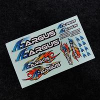 Argus Logo Sticker