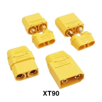 Amass XT90 Connector Male and Female