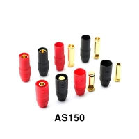 Amass AS150 Connector Male and Female
