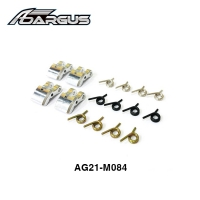 Argus 4-Pc Type Clutch Shoe +1.0mmSpring(3 types of Springs)