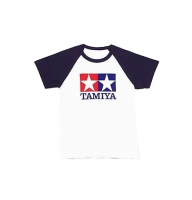 Tamiya T-Shirt Short Raglan Sleeves (L)