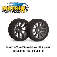 Matrix Racing 1:10 Front 35/37/40/42/45 Shore AIR 26mm