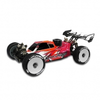 VP-Pro clear car body for Losi 4.0