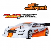 Serpent Natrix 748-e 1/10 200mm EP Car (Kit Only)