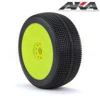 AKA 1:8 Buggy Zipps (Soft - Long Wear) Evo Wheel Pre-Mounted (4)