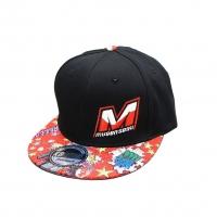 Mugen Seiki M-Logo Cap Comic Red