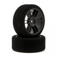 Xceed 1:10 ITA-tyre-rim Carbon 26mm Black sh32/35/37/40/42/45
