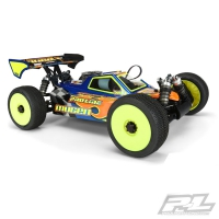 Pro-line Axis Clear Body for Mugen MBX8 & MBX8 Eco