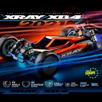 XRAY XB4'21 1/10 4WD Electric Buggy Kit