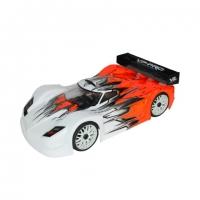 VP-Pro 1/8 GT Body Shell (Clear) (GT01)