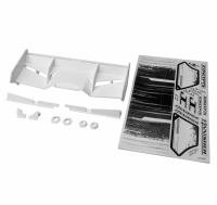 JConcepts Finnisher - 1/8th Wing (White)