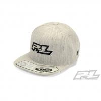 Pro-Line Threads Gray Snapback Hat