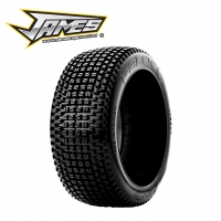 James Racing I-Block 1/8 Buggy Tire