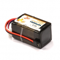 IP 1900mAh LiFe Receiver 6.6V Battery Pack