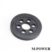 M-Power Starter Rubber Wheel