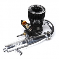 Argus K3 .21 Combo Engine + Pipe (Đã Rodai Từ Nhà Sản Xuất)