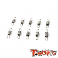 TG-042 In-line Pipe Spring (16mm) 10pcs