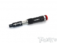 T-WORK's Due-use 5.5mm/7mm Socket Driver