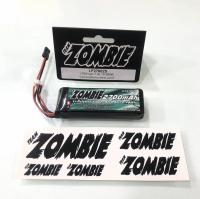 Zombie 7.4v 2700mAh LiPo Receiver