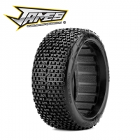 James Racing X-Cross 1/8 Buggy Tire