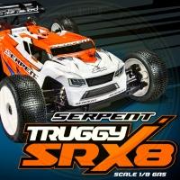 Serpent SRX8 Truggy GP 1/8 4WD